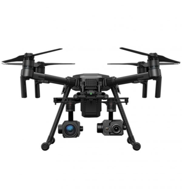 DRON MATRICE 210 FONDO BLANCO